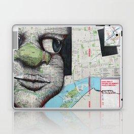 MONTREAL, QUEBEC Laptop & iPad Skin