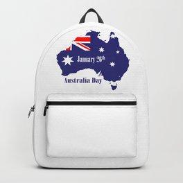 Happy Australia Day Backpack