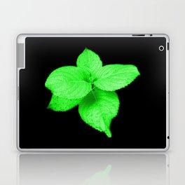 Glow In The Dark Leaves Laptop & iPad Skin