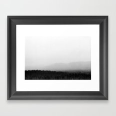The Wild. Framed Art Print