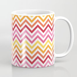 Rainbow Chevron #1 Coffee Mug