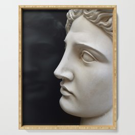 Greek god Apollo Serving Tray