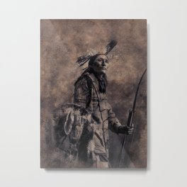 Plenty wounded Metal Print