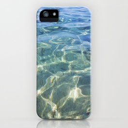 Adriatic sea iPhone Case