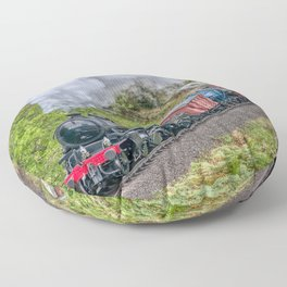62005 K1 Class Goods Train Floor Pillow