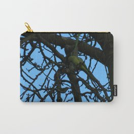 Moonlighting Parakeets Carry-All Pouch