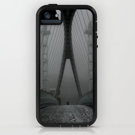 Lowry Mist iPhone Case