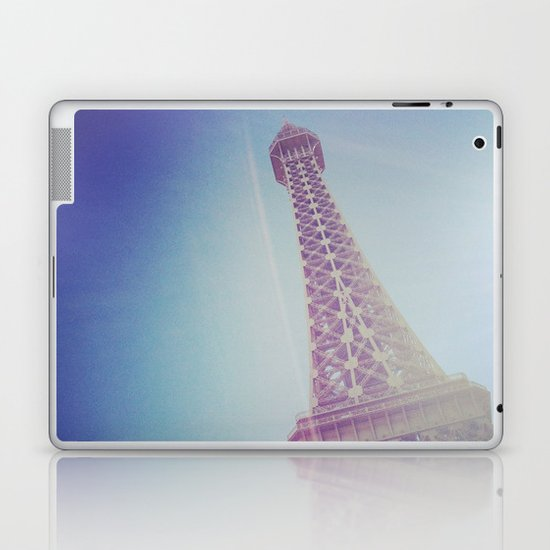 Faux Eiffel Laptop & iPad Skin