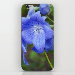 Floral Print 066 iPhone Skin