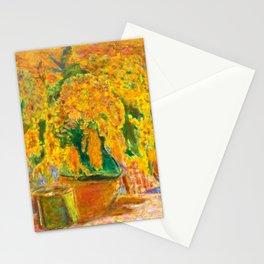 Pierre Bonnard - Bouquet de Mimosas - Les Nabis Painting Stationery Cards
