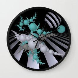 going mandelbrot -1- Wall Clock