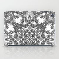 snowflake iPad Cases featuring Snowflake   by ArtLovePassion