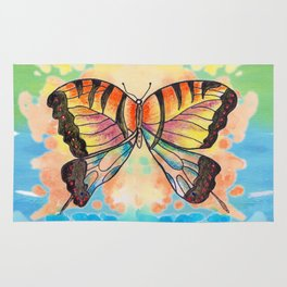 Simply Butterfly Rug
