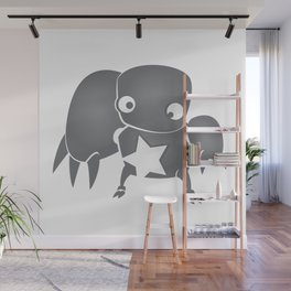 minima - slowbot 003 Wall Mural