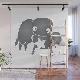 minima - slowbot 003 Wall Mural