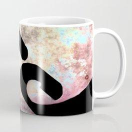 Black Hole Line Coffee Mug