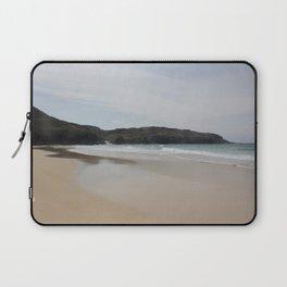 Beach 2 Lewis and Harris 1 Laptop Sleeve