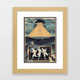 Lost City of Z Framed Art Print