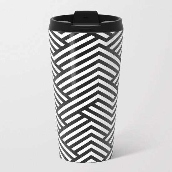 Bw Labyrinth Metal Travel Mug