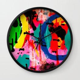 Brights II Wall Clock