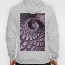 Curves and Folds Hoody