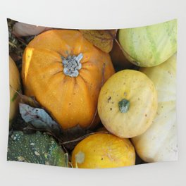 pumpkins Wall Tapestry
