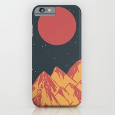 galactic mountains Slim Case iPhone 6s