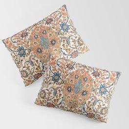 Isfahan Antique Central Persian Carpet Print Kissenbezug