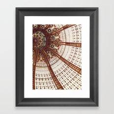 Splendor in the Glass Framed Art Print