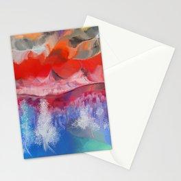 Dark Clouds Arise Stationery Cards