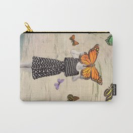 The butterflirst Carry-All Pouch