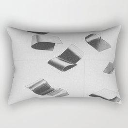 Cascading Confetti Rectangular Pillow