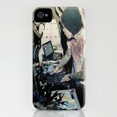 Spinning  Slim Case iPhone (4, 4s)