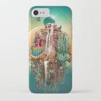 peru iPhone & iPod Cases featuring peru by Tanya_tk