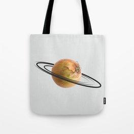 onion saturn Tote Bag