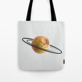 onion saturn Tote Bag