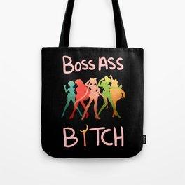 Boss A$$ B*tch Tote Bag