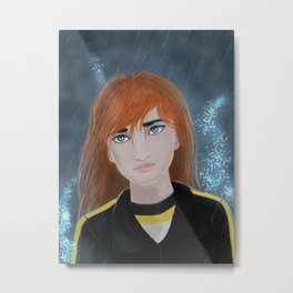 The Power Inside Her Metal Print