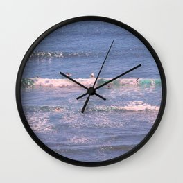 Rollers Wall Clock