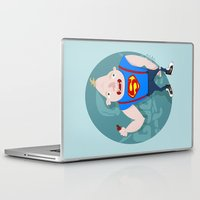 the goonies Laptop & iPad Skins featuring Sloth by Paula Benítez