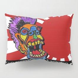 I dont do mornings Pillow Sham