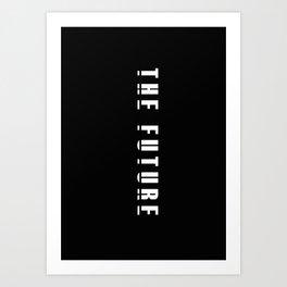 TheF Art Print
