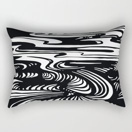 State Of The Climate Landscape Rectangular Pillow