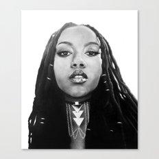 Defy Canvas Print