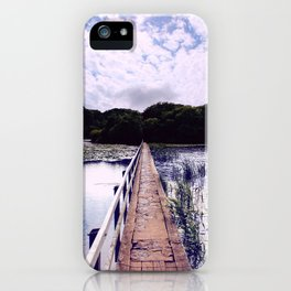 Lilypond iPhone Case