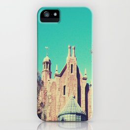 Mansion Architecture Closeup 1 iPhone Case