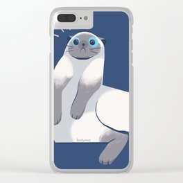Sealo Catto Clear iPhone Case