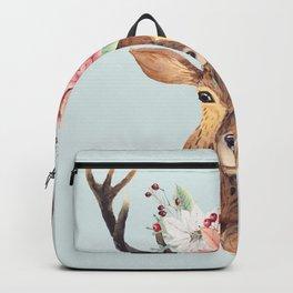 Winter Deer 2 Backpack