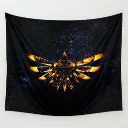 Zelda Triforce Wall Tapestry