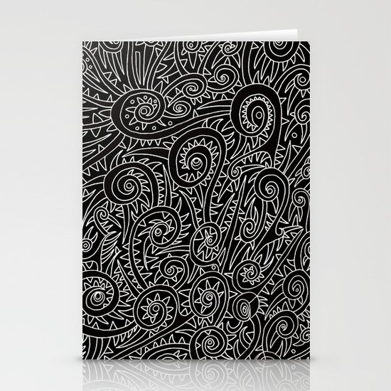 - burnt - Stationery Cards